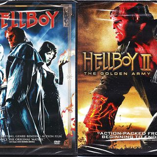 Long Road to Ruin: Hellboy (2004) and Hellboy (2008)