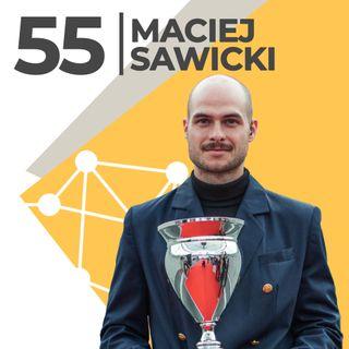 Maciej Sawicki-życie to też gra-Esport-Devils.one