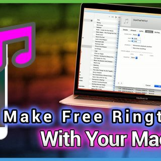 HOM 19: Make Free iPhone Ringtones - How to Make Ringtones With Mac