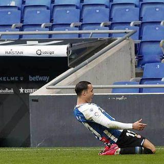 RdT pone líder al Espanyol con un Golazo chutando desde Cornella y marcando en el Prat