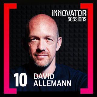 Laufschuh-Pionier David Allemann erklärt, wie du mit einer kleinen Idee Großes erreichen kannst