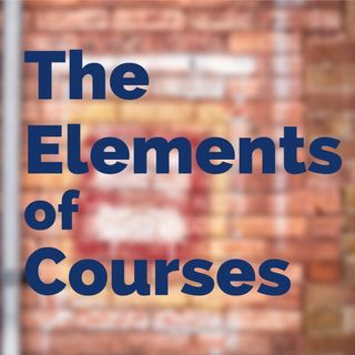 Academic Alchemy Episode 1: The Elements of Design