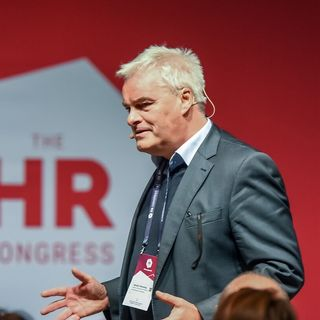 HR Leading in the Era of Digital Transformations - Gerard Penning, The HR Congress Podcast Ep. 14