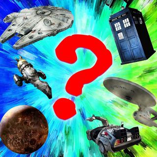 """Tripped Up Trivia (May 2021) - """"Science Fiction"""""""