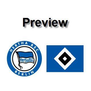 Preview - Hertha Vs Hamburger