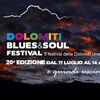 Dolomiti Blues & Soul Festival dal 17 luglio