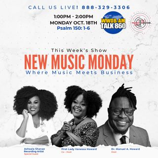 New Music Monday w/ Ashaala Shanae