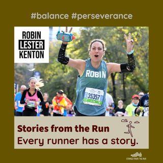 Family/Running Balance - Zero to Marathon in 3 Years | Robin Lester Kenton