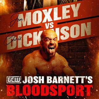 ENTHUSIASTIC REVIEWS #43: GCW Josh Barnett's Bloodsport 3 10-11-20 Watch-Along
