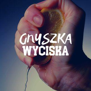 GnyszkaWyciska odc. 19 (cz. 1) Bartosz Pastuszka o WSI branży business inteligence i umieraniu