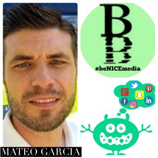 Ep:13 The importance of Marketing with special guest Mateo Garcia w/beNICEmedia