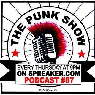 The Punk Show #87 - 10/22/2020