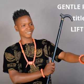 GENTLE PRINCE (lifted)