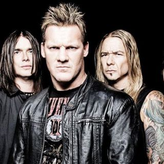 Interview with Chris Jericho from Fozzy