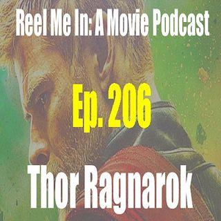 Ep. 206: Thor Ragnarok