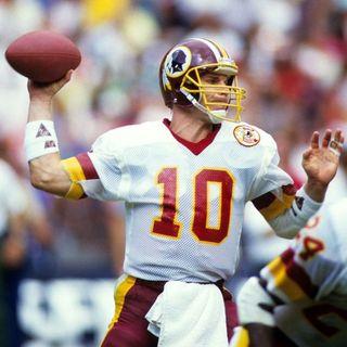 NFL Legends Show: Former Redskins and Raiders QB Jay Schroeder
