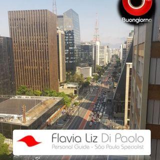 #85 Conoscere San Paolo - un tour con Flavia Liz Di Paolo
