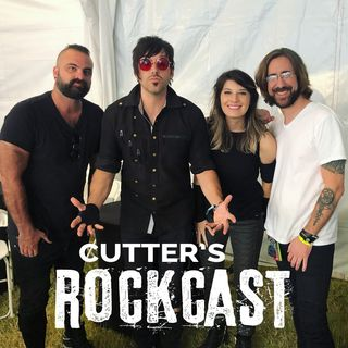 Rockcast Backstage at Aftershock 2019 - Sick Puppies