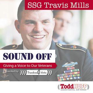 Travis Mills, US Army Veteran, Author & Motivational Speaker