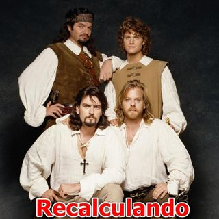 Los Tres Mosqueteros (The three musketeers)
