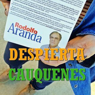 #DespiertaCauquenes: Rodolfo Aranda, el candidato de las propuestas