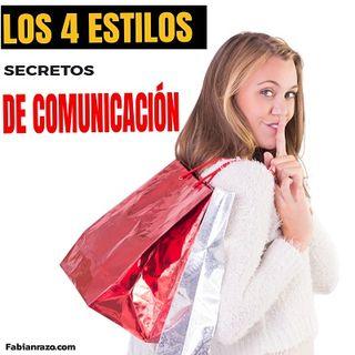 Los cuatro estilos secretos de comunicación  │ Episodio 25 │ Liderazgo con Fabian Razo