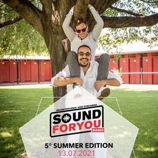 Sound For You Radio - Il magico pallone - 13.07.2021
