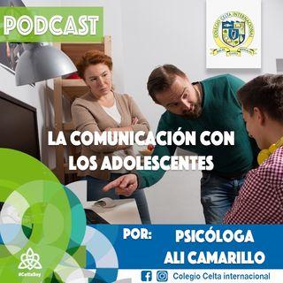 Podcast 4 comunicación con Adolescentes