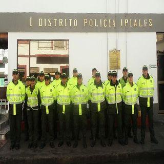 COMANDANTE POLICIA IPIALES