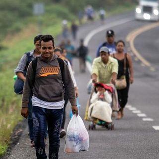 Las caravanas son una realidad, no un invento, señala Segob