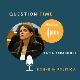 QT#4 Katia Tarasconi - Donne in politica