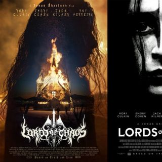 TV Party Tonight: Lords of Chaos Movie (2018)