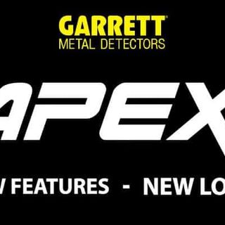 5/17/20 The Garrett Ace Apex