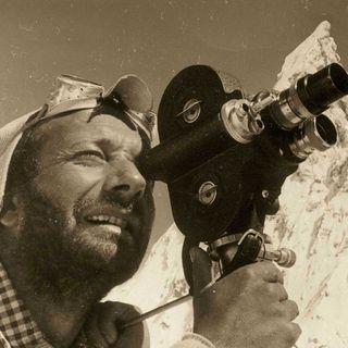 Il Mondo in Camera: la storia del regista-alpinista Mario Fantin