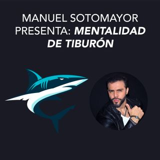 Manuel Sotomayor Landecho presenta Mentalidad de tiburón