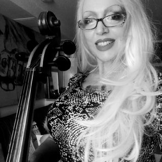 Plagerism, Cello Technique, Teaching Versus Performing, New Wave Tuition, Trauma Response - Countess of Brighton & Hackney Diaries