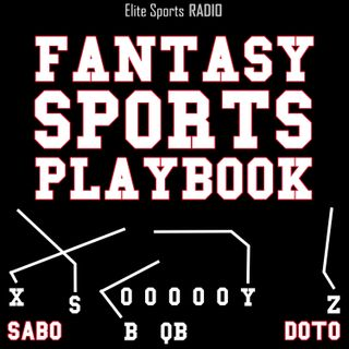 Fantasy Sports Playbook 8: NFL Week 7 DFS & NBA Talk
