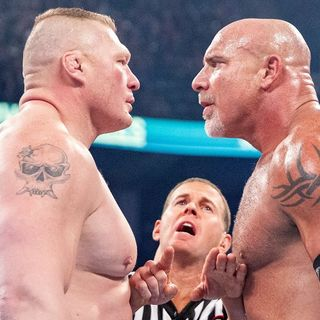WWE Rivalries: Brock Lesnar vs Goldberg