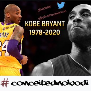 REST IN POWER KOBE BRYANT! ALWAYS A CHAMPION