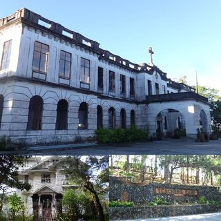 Ep. 357 - Old Diplomat Hotel and Haunted Baguio