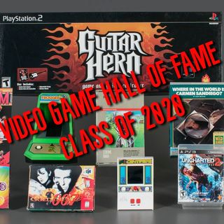 The 2020 Class of the Video Game HOF