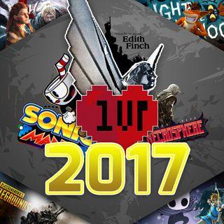 1UP 17 - Melhores e Piores de 2017