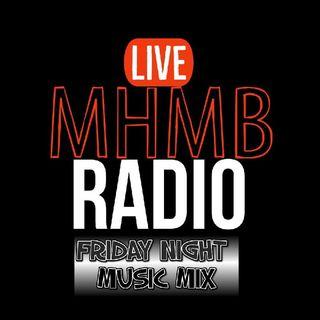 Episode 8 - Friday Night Underground Artists Music Mix
