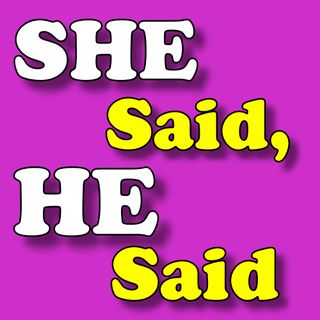 She Said, He Said, God Parents, The Bachelor & Romantic Relationships, on Good Talk Radio Ep.8