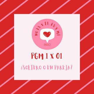 PGM01x01 ¿Soltero o en Pareja?