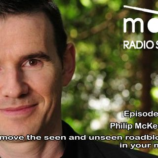 Philip McKernan removes the seen and unseen roadblocks in our mind