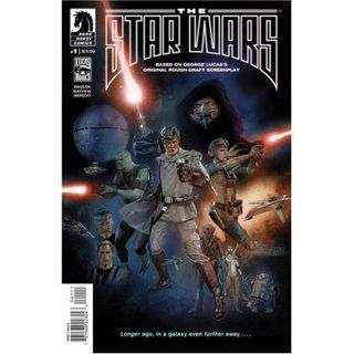 "Source Material #096 - ""The Star Wars"" (Dark Horse) (2013) - part 2"