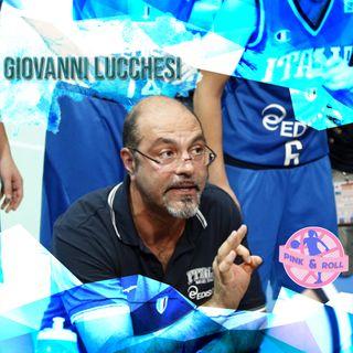 """Pink&Roll - Impressioni """"in Riga"""" con Giovanni Lucchesi"""