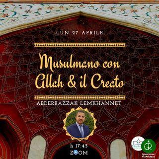 MUSULMANO CON ALLAH & IL CREATO