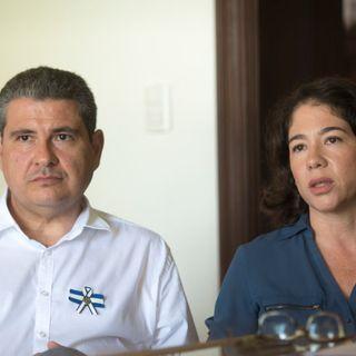 Victoria Cardenas relata los momento en que Juan Sebastián Chamorro fue detenido